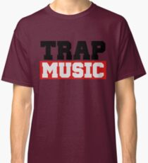 Trap Music Bass Party Classic T-Shirt