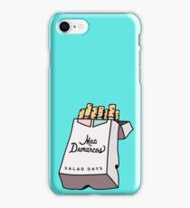 Mac Cigar iPhone Case/Skin