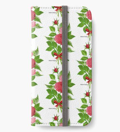 Roses & Ferns   (1504 Views) iPhone Wallet