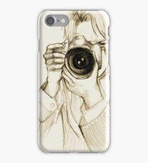 AFJ Professional Photographer iPhone Case/Skin