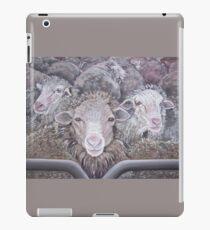 Sheep on Trial iPad Case/Skin