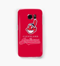 Cleveland Indians Samsung Galaxy Case/Skin