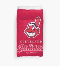 Cleveland Indians Duvet Cover