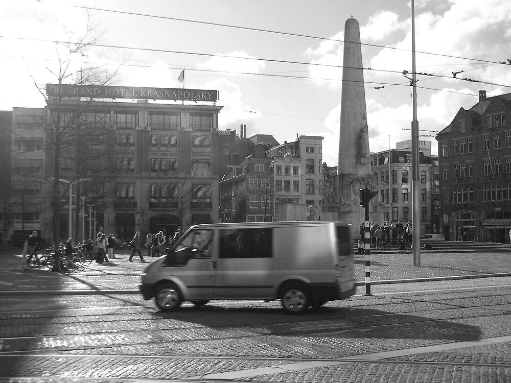 Dam square van by tombarrett