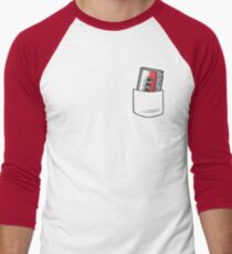 Awesome Mix Vol 2 in Pocket Men's Baseball ¾ T-Shirt