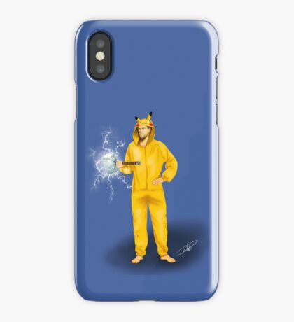 Sparky Jammies iPhone Case