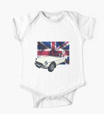MG British Bull Dog Kids Clothes
