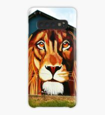 Lion's Head Case/Skin for Samsung Galaxy