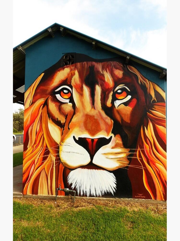 Lion's Head by TonySlattery