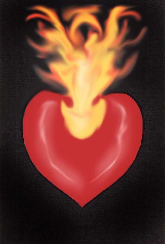 Heart Of Fire by Kersa