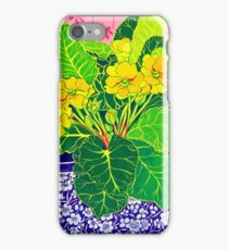 Pretty Primulas iPhone Case/Skin