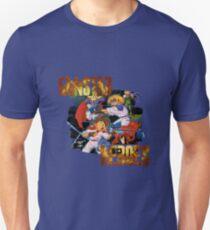 Gunstar Heros Sega Unisex T-Shirt