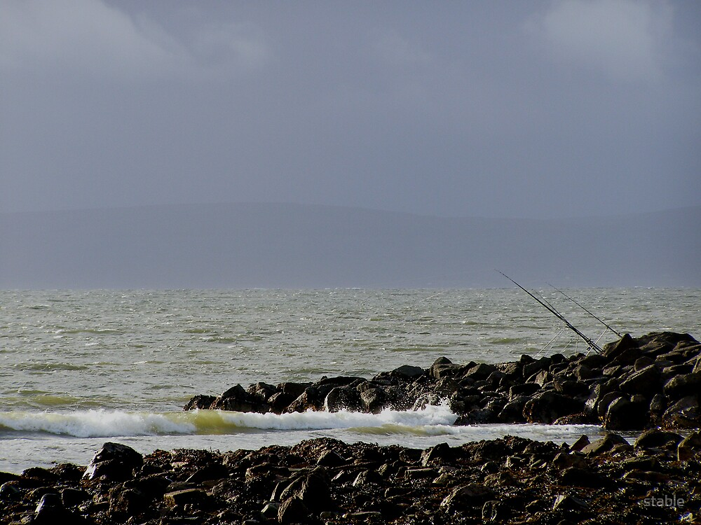 Salthill Galway Ireland by stable