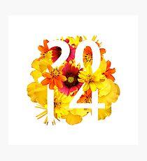 Flower 2014 Photographic Print