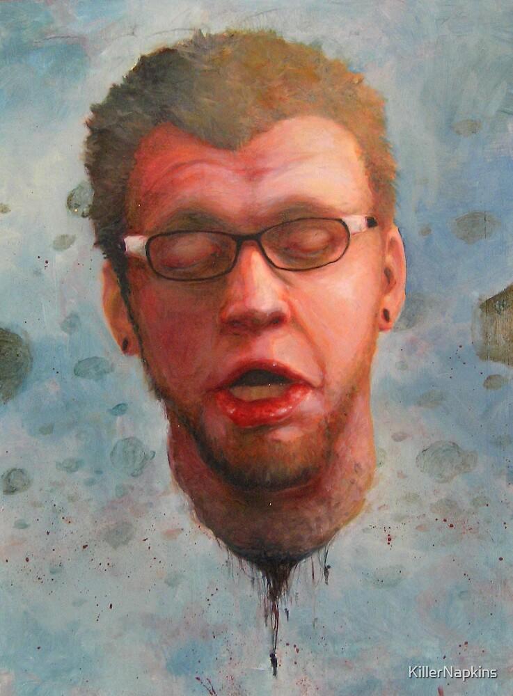 Dead Head Hot Air Balloon Ride by KillerNapkins