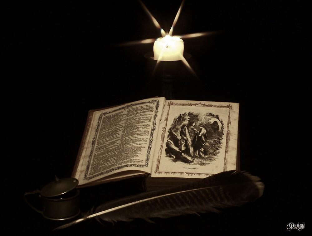 Shakespere by Quigi
