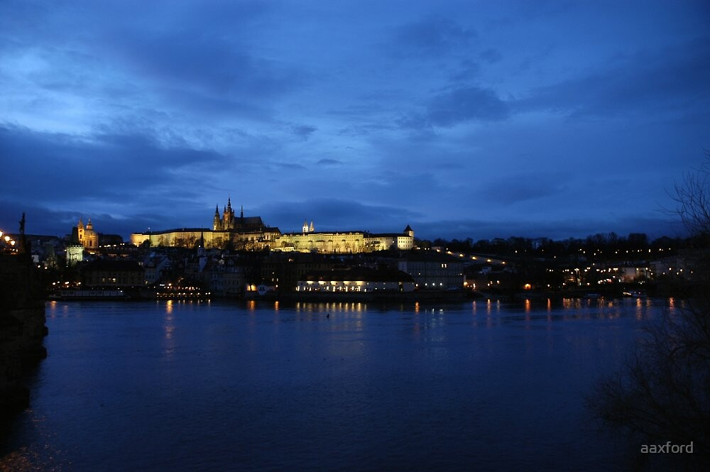 Prague Castle by aaxford