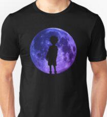 Killua Inspired Moon Anime Shirt Unisex T-Shirt