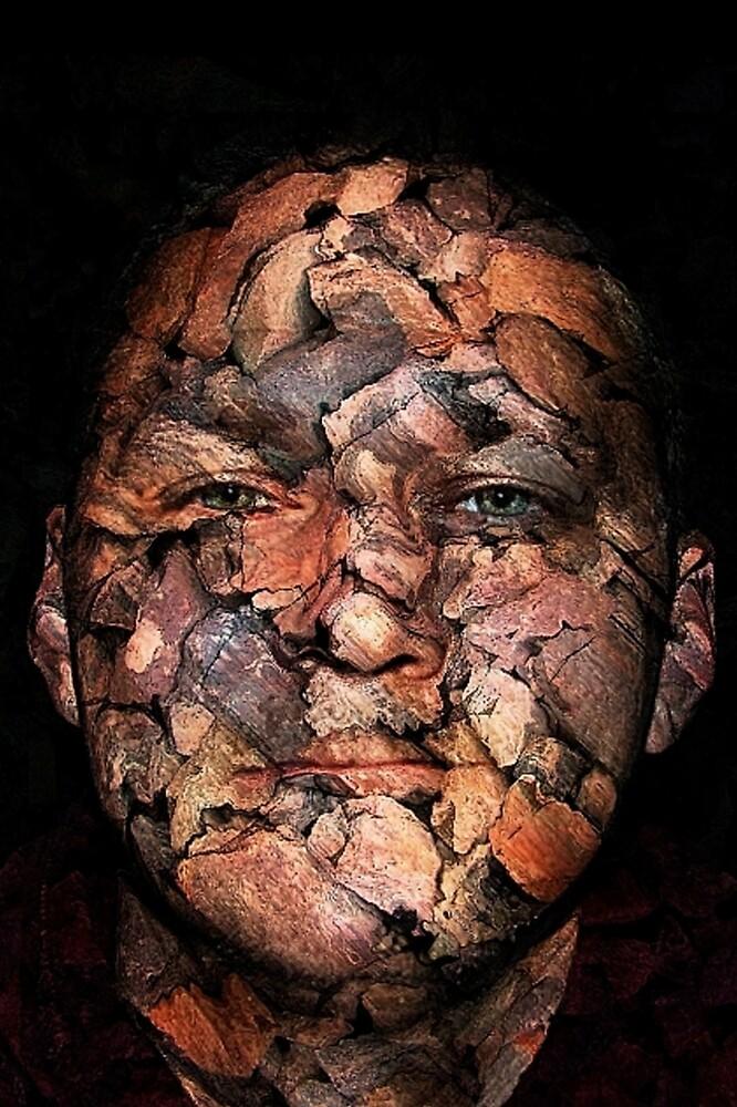 Marbleized  by Kurt Hawkins