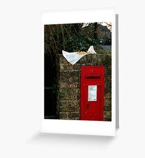 Typical british gifts merchandise redbubble british corner greeting card m4hsunfo