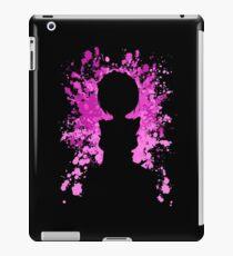Ram Inspired Paint Splatter Anime Shirt iPad Case/Skin