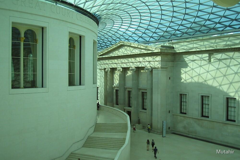 The Great Court - British Museum - London by Mutahir