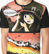 Explosion! Graphic T-Shirt
