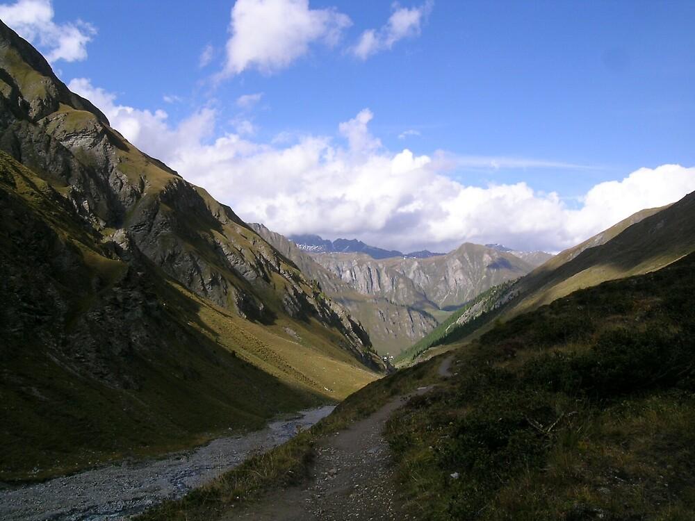 Flüela, Switzerland by itchingink