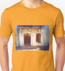 Doorway in Crete T-Shirt