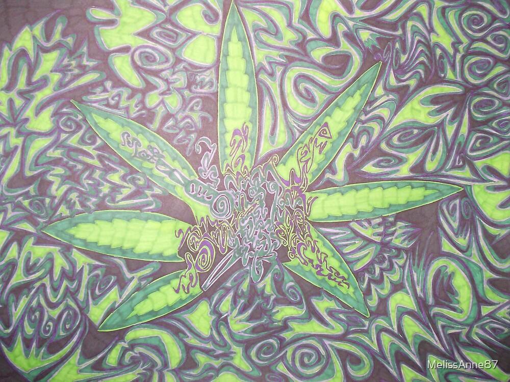 Purple Smoke by MelissAnne87