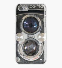 Yashica-Mat twin lens reflex iPhone Case/Skin