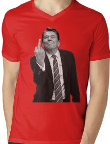 Ronald Reagan Middle Finger T-Shirt
