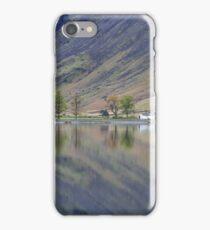 Char Hut, Buttermere iPhone Case/Skin