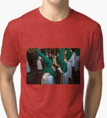 Semana Santa Gossip Tri-blend T-Shirt
