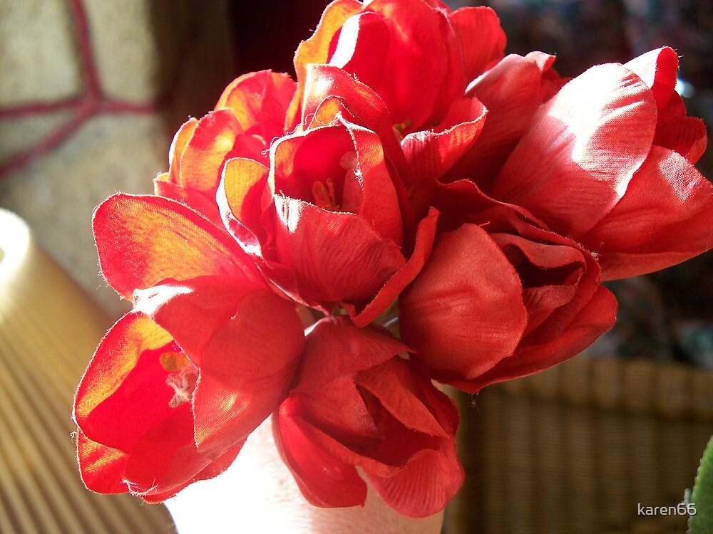Bouquet of Roses by karen66