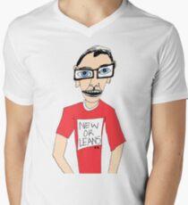 New Orleans Tourist Men's V-Neck T-Shirt
