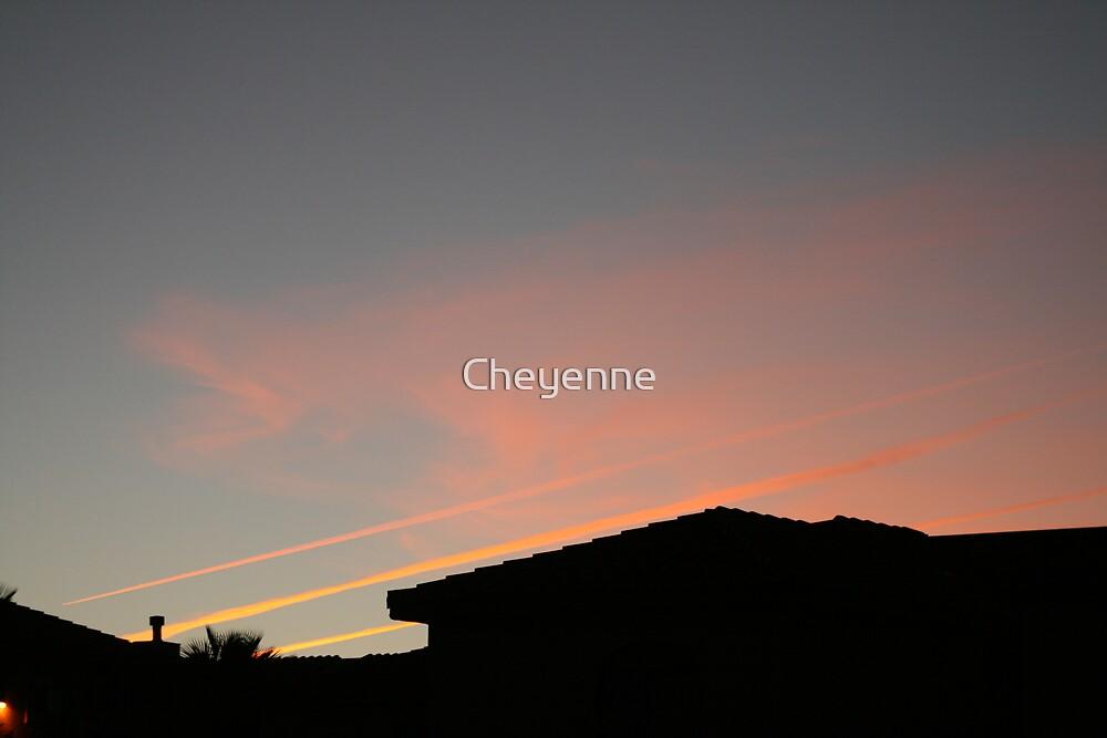 Sunrise by Cheyenne