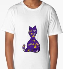 Mousey Cat Long T-Shirt