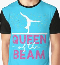 Queen of the Beam Tee - Gymnast T-shirt Graphic T-Shirt