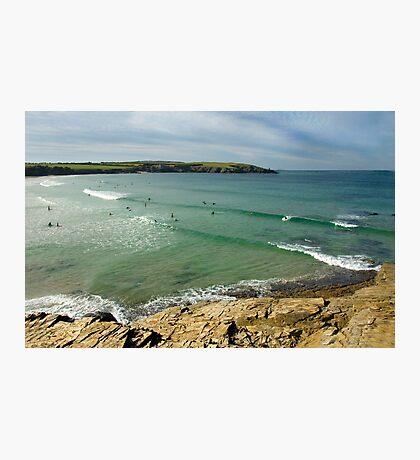 Cornish cove Photographic Print