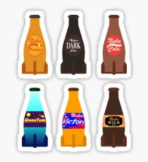 Nuka-Cola Pack #1 Sticker
