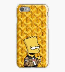 Yellow Case Pattern Hypebeast iPhone Case/Skin