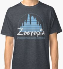 welcome to zootopia Classic T-Shirt