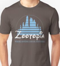 welcome to zootopia Unisex T-Shirt