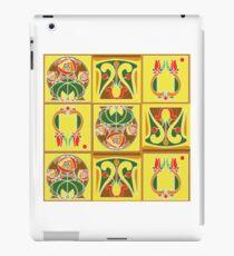 Deco iPad Case/Skin