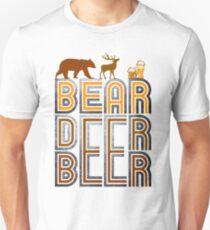 Best bear mom ever Unisex T-Shirt