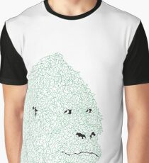 Mountain Grafik T-Shirt