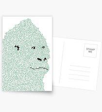 Mountain Postkarten