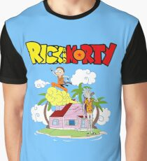 rick and morty holiday Graphic T-Shirt