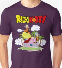 rick and morty holiday Unisex T-Shirt